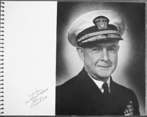 Rear Admiral Frank J. Lowry