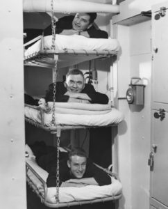 Bunks on the Duane