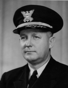 Captain ALBERT MARTINSON