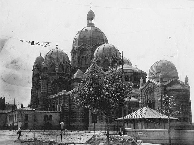 La Cathedrale de la Nouvelle Major